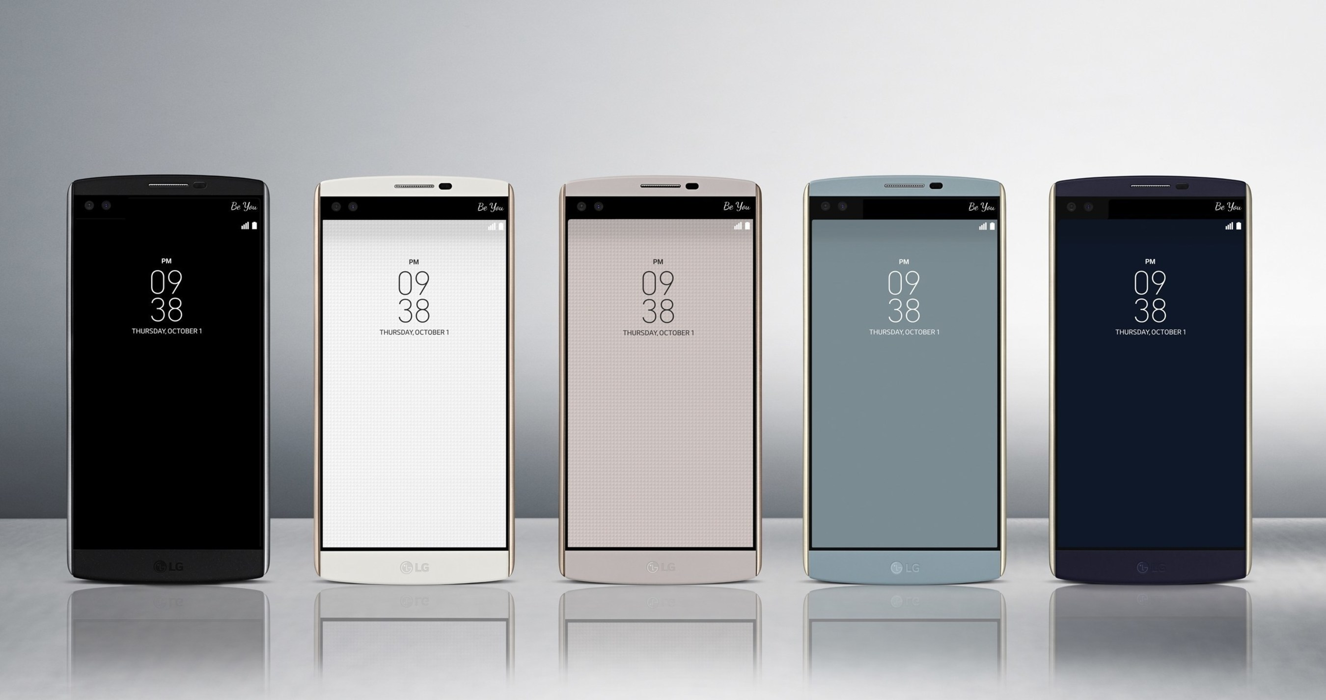 LG Unveils V10 Smartphone, Designed With Creativity In Mind