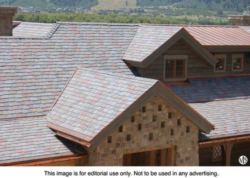 Think 'FRESH' When Selecting Roof Colors