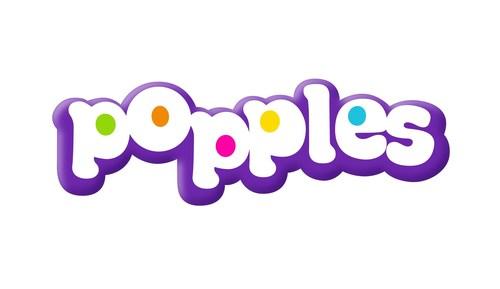Popples logo (PRNewsFoto/Netflix, Inc.)