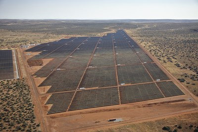 Jasper Solar Power Project, South Africa