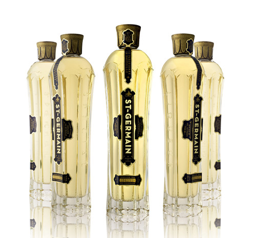 Bacardi acquires hand-crafted artisanal French St-Germain elderflower liqueur.  (PRNewsFoto/Bacardi Limited)