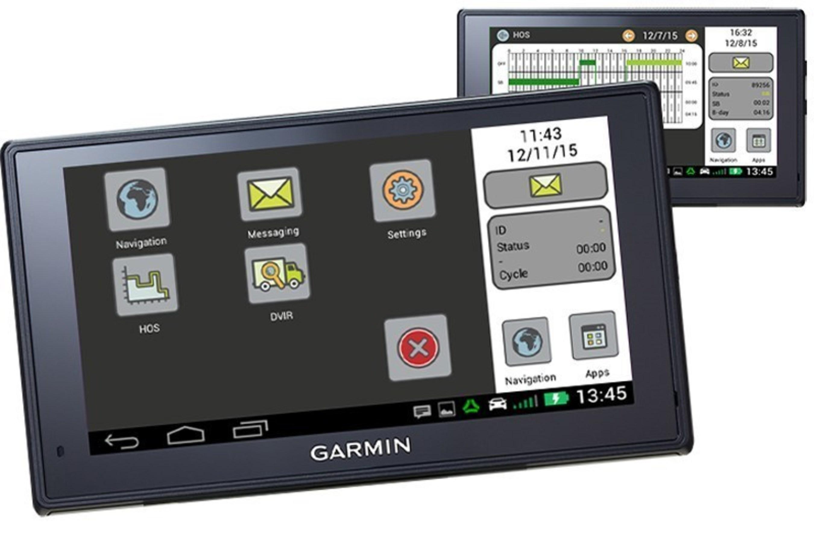 Teletrac Navman and Garmin Partner to Provide New In-cab