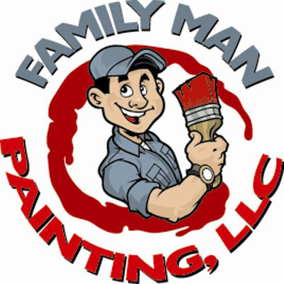 Professional Service at an Affordable Price!  (PRNewsFoto/Family Man Painting LLC)