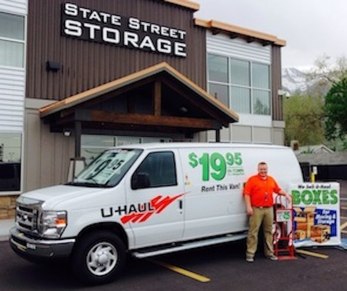 State Street Storage Teams Up with U-Haul to Grow Its Business (PRNewsFoto/U-Haul)