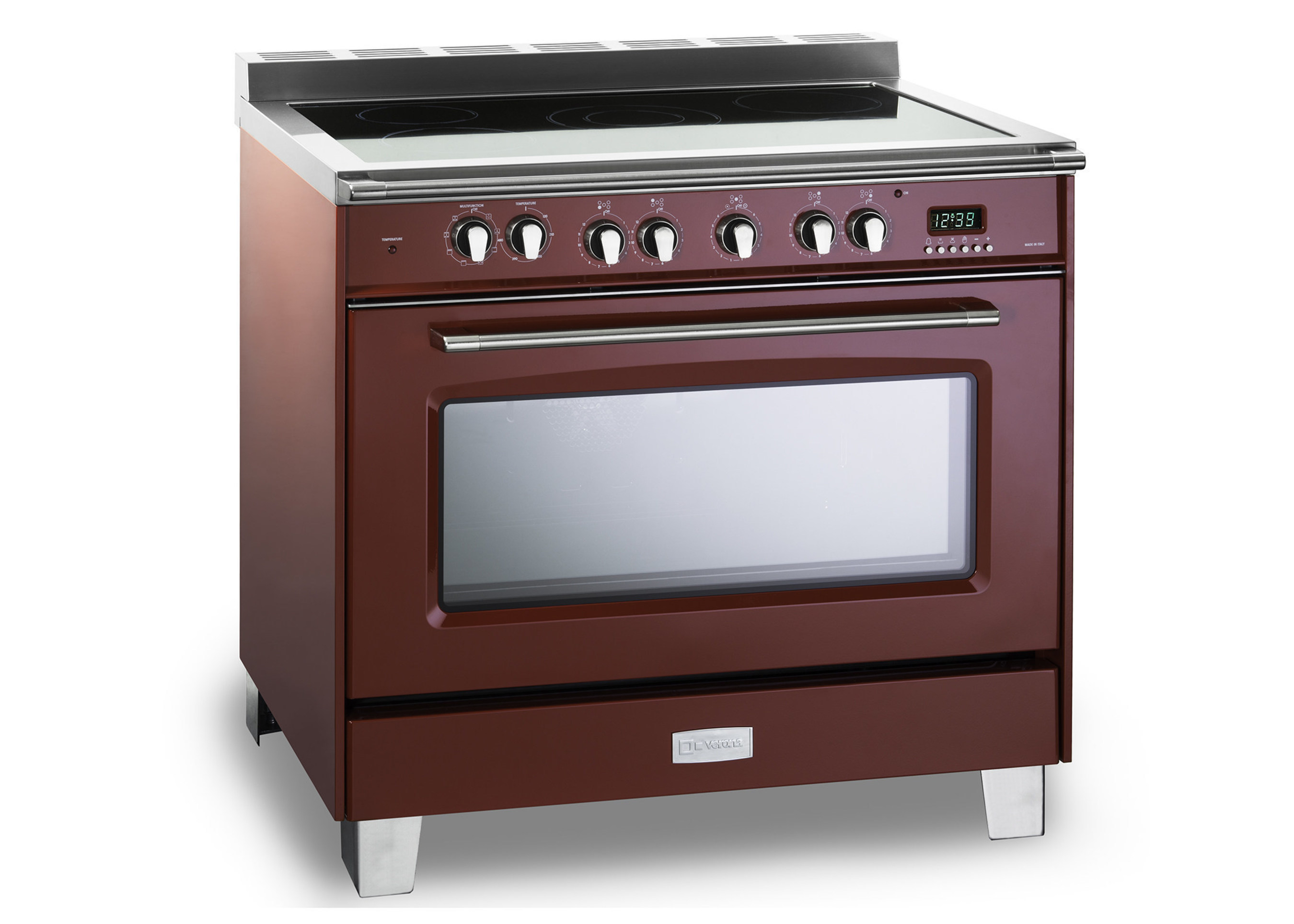 Verona Classic professional range series now available in all Electric