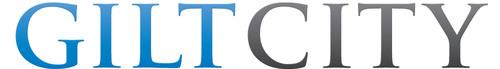 Gilt City Logo. (PRNewsFoto/Gilt Groupe, Inc.)
