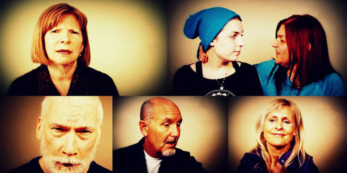 SOS...Quebecers from Canada call out to the world for help to stop euthanasia. Photo credit: coalitionmd.org, ...