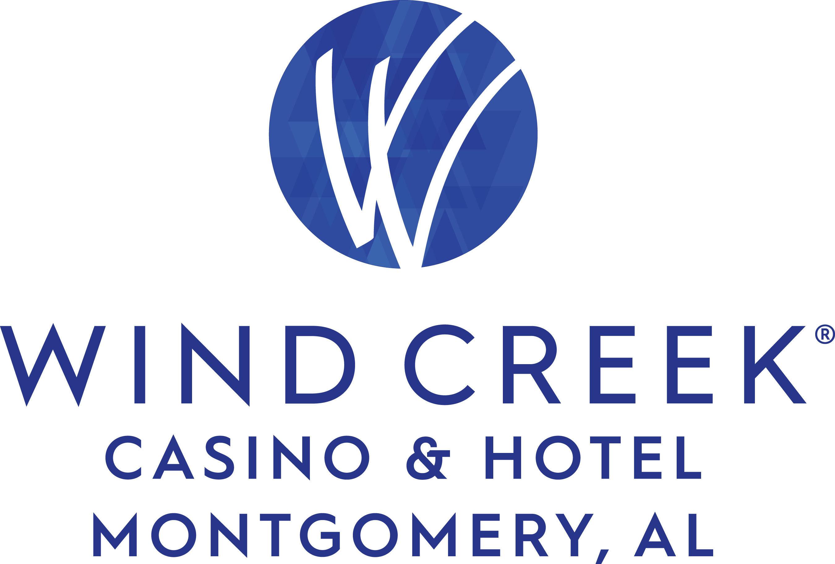 Wind Creek Montgomery Logo