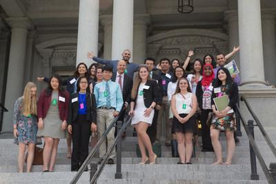 Voya Financial Honors Scholarship America Award Winners