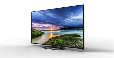 """VIZIO, America's #1 Smart TV Company, today announced pricing for its all-new P-Series Ultra HD Full-Array LED Smart TV collection, which was unveiled yesterday. Starting at $999.99 with the 50"""" and ranging to $2,599.99 with the 70"""", VIZIO's P-Series offers the essentials for the most complete Ultra HD solution. (PRNewsFoto/VIZIO) (PRNewsFoto/VIZIO)"""