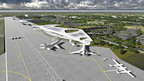 Houston Airports Unveil First Look at Proposed Spaceport