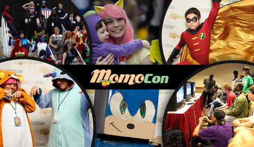 MomoCon Animation and Gaming Convention.  (PRNewsFoto/MomoCon)