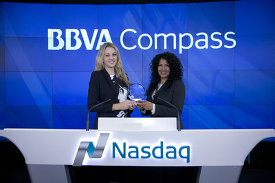 BBVA Compass was honored with the Innovation in Financial Education Award by Nasdaq and EverFi for its significant efforts to improve the financial capability of young Americans.