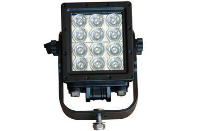 This 60 watt LED light bar produces 5,556 lumens of light, and is designed to withstand the extreme conditions often associated with marine and industrial operating environments.  (PRNewsFoto/Larson Electronics)