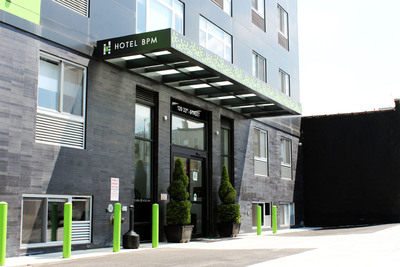 Hotel BPM Brooklyn.  (PRNewsFoto/Hotel BPM)