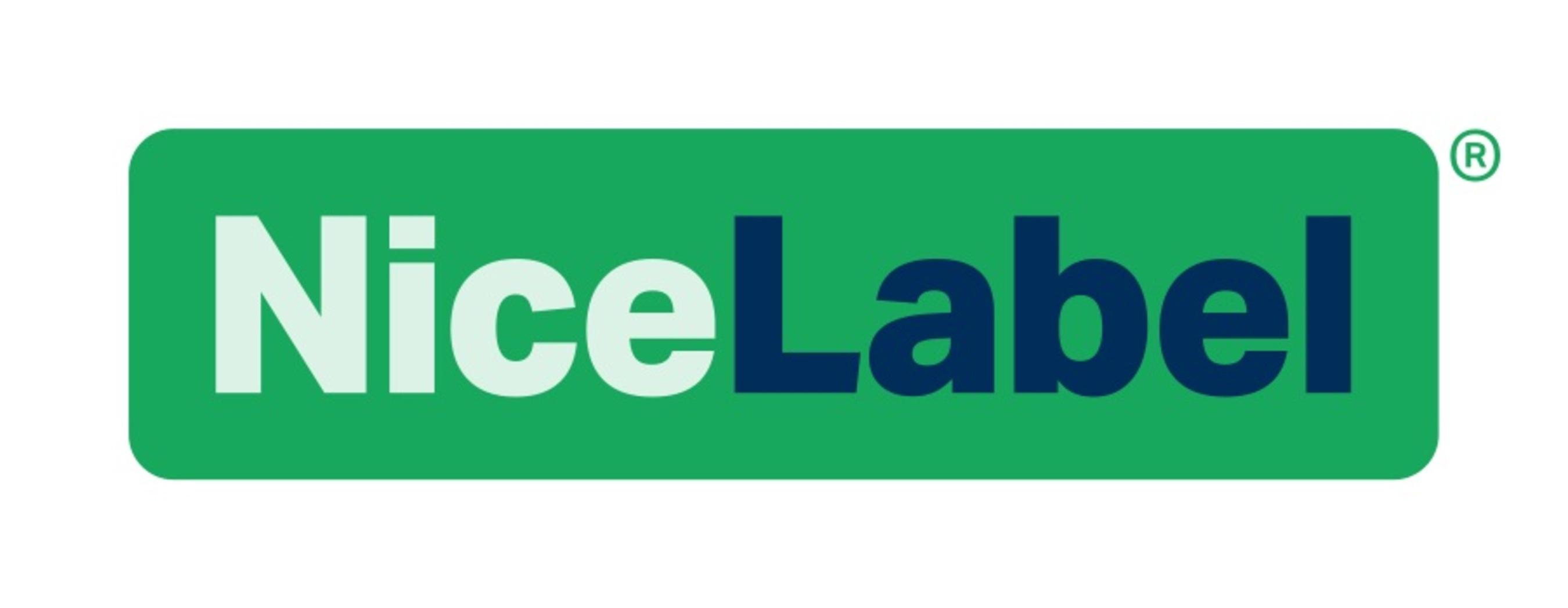 NiceLabel logo.