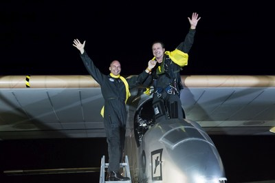 Moët Hennessy and Solar Impulse Continue to Celebrate Sustainability in 2016