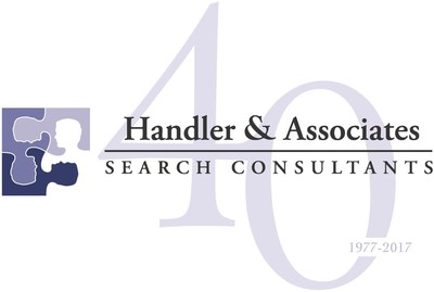 Handler & Associates 40th Anniversary Logo