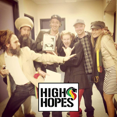 High Hopes Band - 2015 New England Music Award Winners - Best in State of Massachusetts.