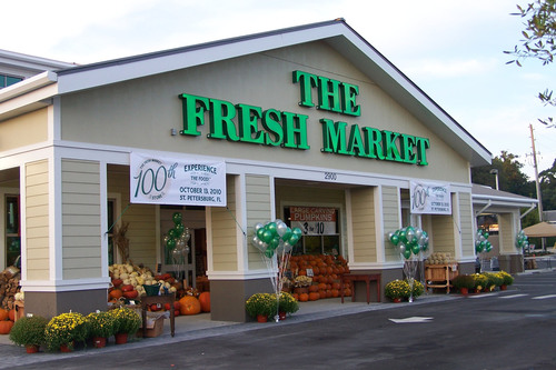 The Fresh Market Celebrates Company Milestone With Grand Opening of its 100th Store