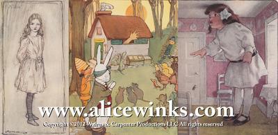 Alicewinks image #1.  (PRNewsFoto/Walrus & Carpenter Productions LLC)