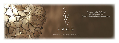FACE Skincare Medical Wellness logo.  (PRNewsFoto/FACE)