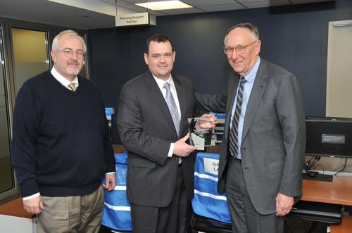 FEMA Receives Prestigious Making a Difference Award