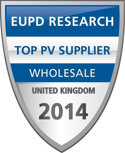BayWa r e  Solar Systems is Top PV Supplier Wholesale 2014