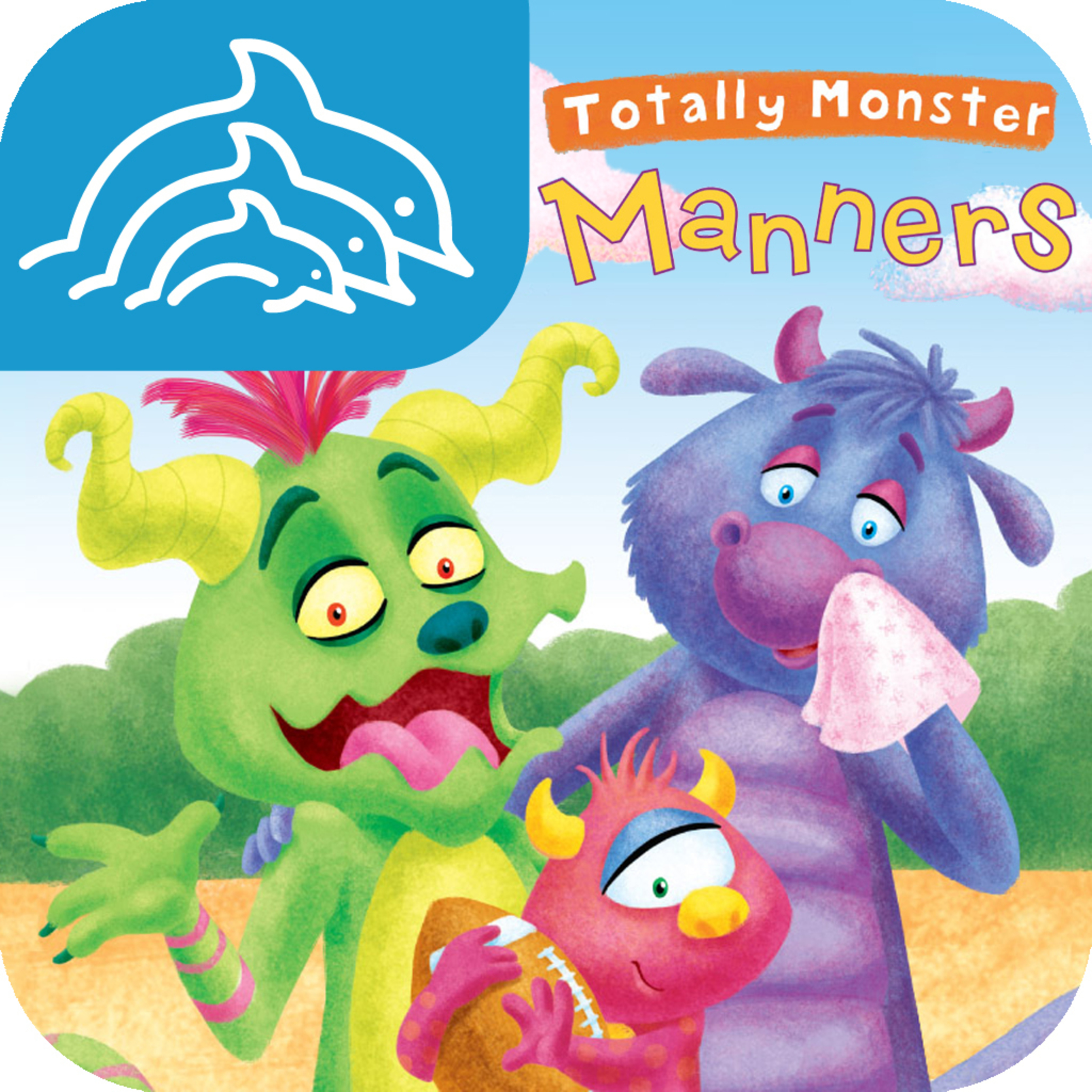 Totally Monster Manners (PRNewsFoto/Silver Dolphin Books)