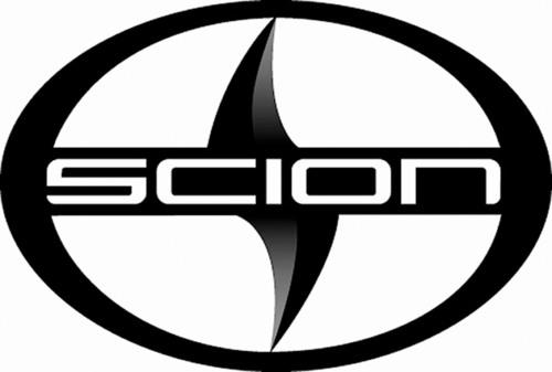 Scion logo.  (PRNewsFoto/Scion)