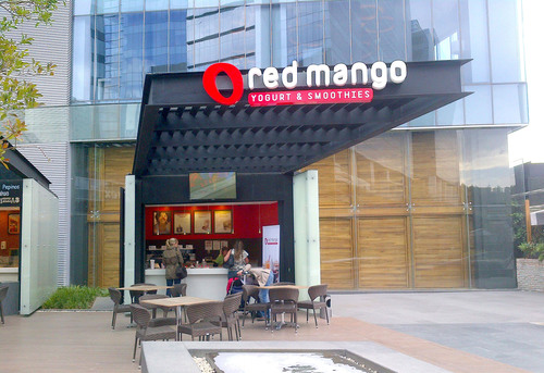 Red Mango is now open in Mexico City.  (PRNewsFoto/Red Mango)