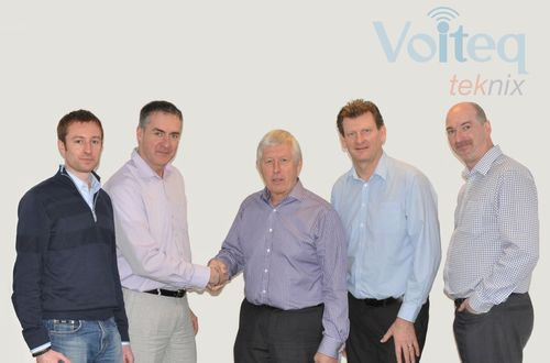 Voiteq-Teknix team