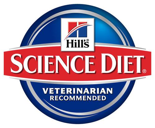 Hill's Science Diet(R) logo.  (PRNewsFoto/Hill's Pet Nutrition)