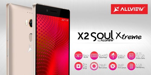 X2 Xtreme: the new high performance Allview flagship (PRNewsFoto/Allview Mobile)