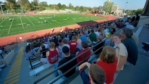 Collegiate Cricket Attendance Record Set Saturday at The College of Wooster