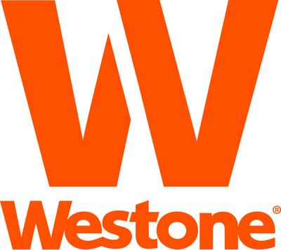Westone logo.  (PRNewsFoto/Westone)
