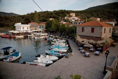 Ode to Lesvos is a new documentary film by Scotch whisky makers Johnnie Walker that charts the spontaneous ...