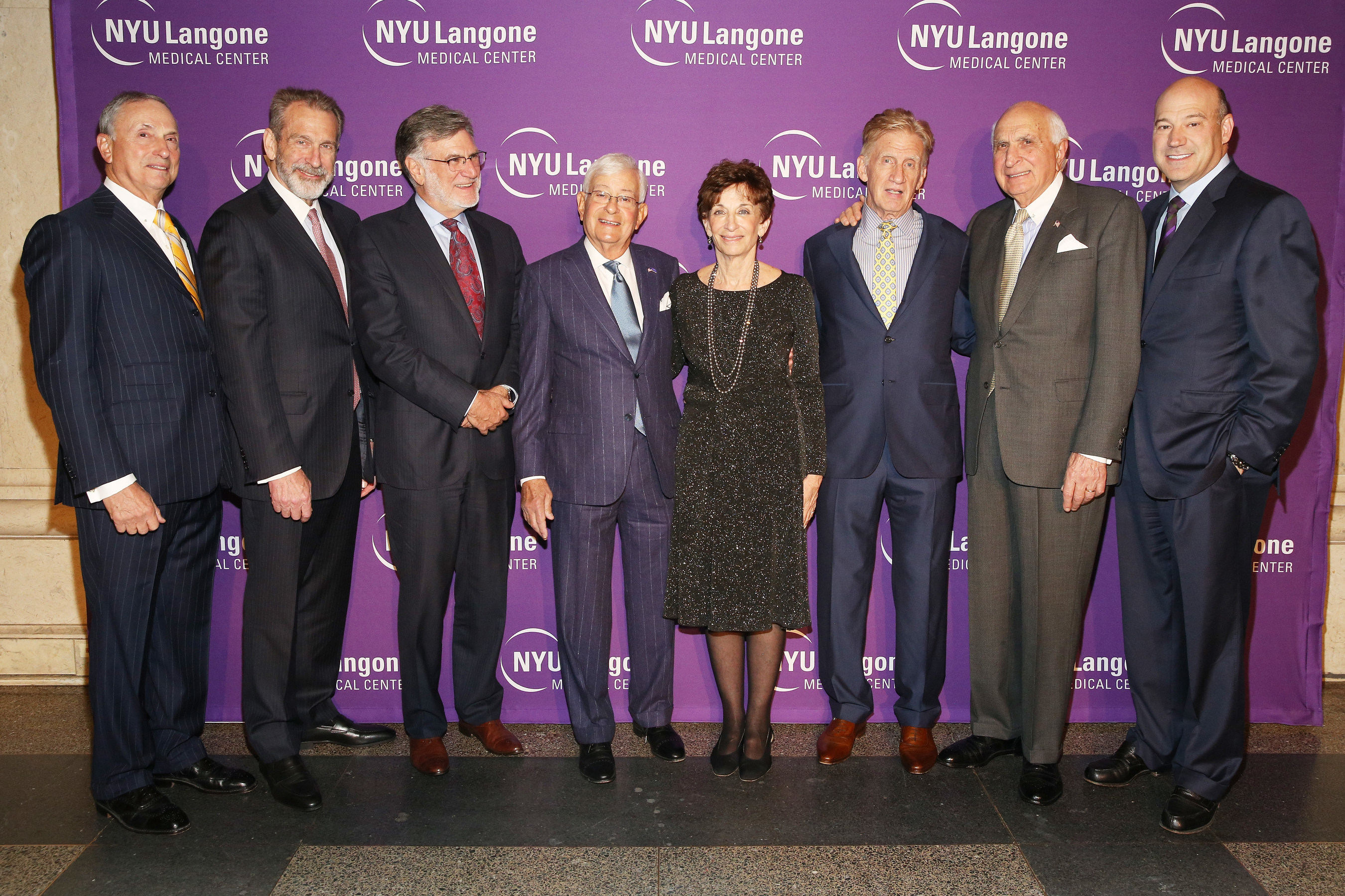 NYU Langone Medical Center's 2016 Musculoskeletal Ball