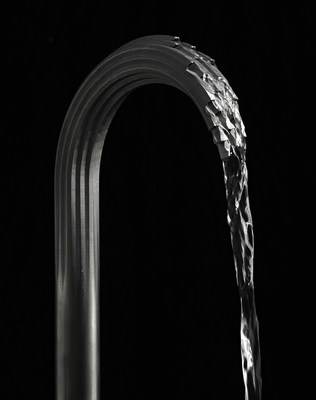 The Shadowbrook 3D printed metal faucet was recognized with a Platinum A' Design Award in the 3D Printed Forms and Products category, receiving the highest score in this group. This innovative faucet is available exclusively from DXV by American Standard.