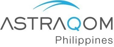 Corporate logo of AstraQom Philippines