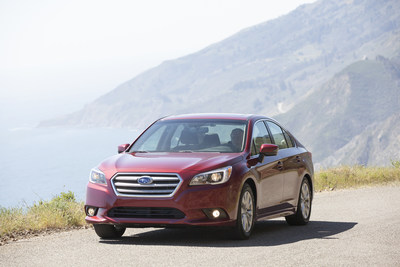 Subaru Reports Best September Ever, September 2014 Sales up 31% Year-over-year (PRNewsFoto/Subaru of America, Inc.)