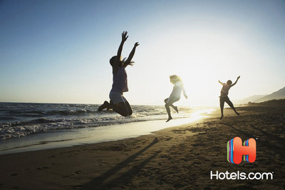 Save up to 30 percent with the Hotels.com Labor Day Sale just in time for a last-minute getaway.  (PRNewsFoto/Hotels.com)
