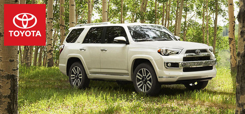 The 2014 Toyota 4Runner comes equipped with an innovative Crawl Control system.  (PRNewsFoto/Toyota of River Oaks)