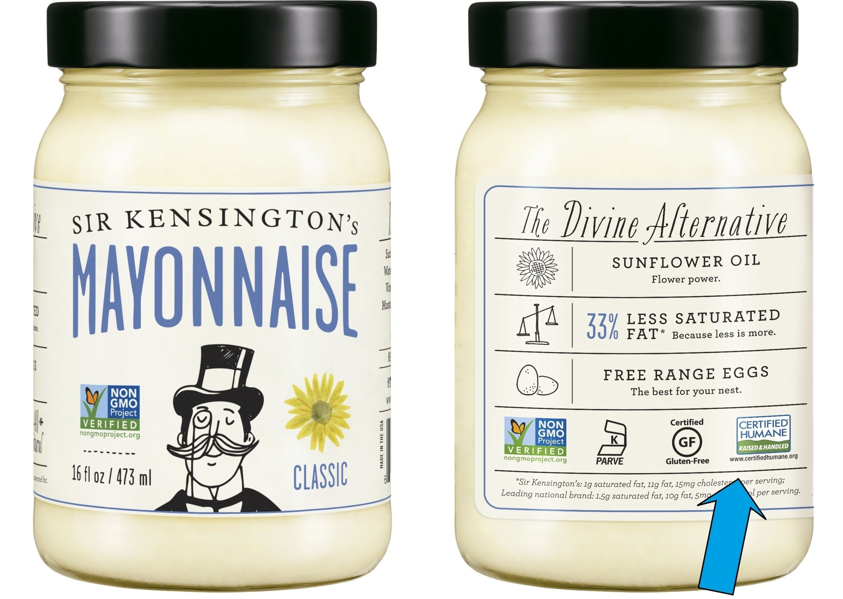 Sir Kensington's Condiments become Certified Humane®