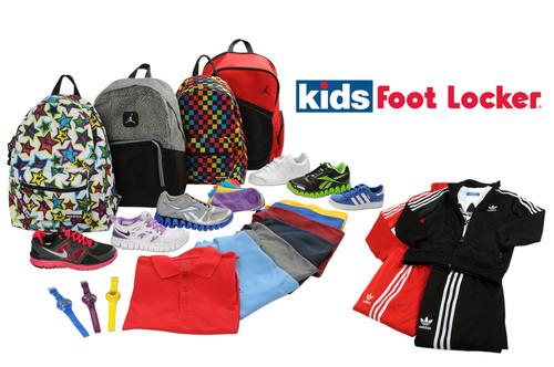 'School Rules' at Kids Foot Locker this Back-to-School Season