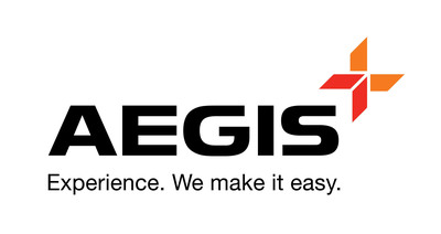 Logo.  (PRNewsFoto/Aegis)