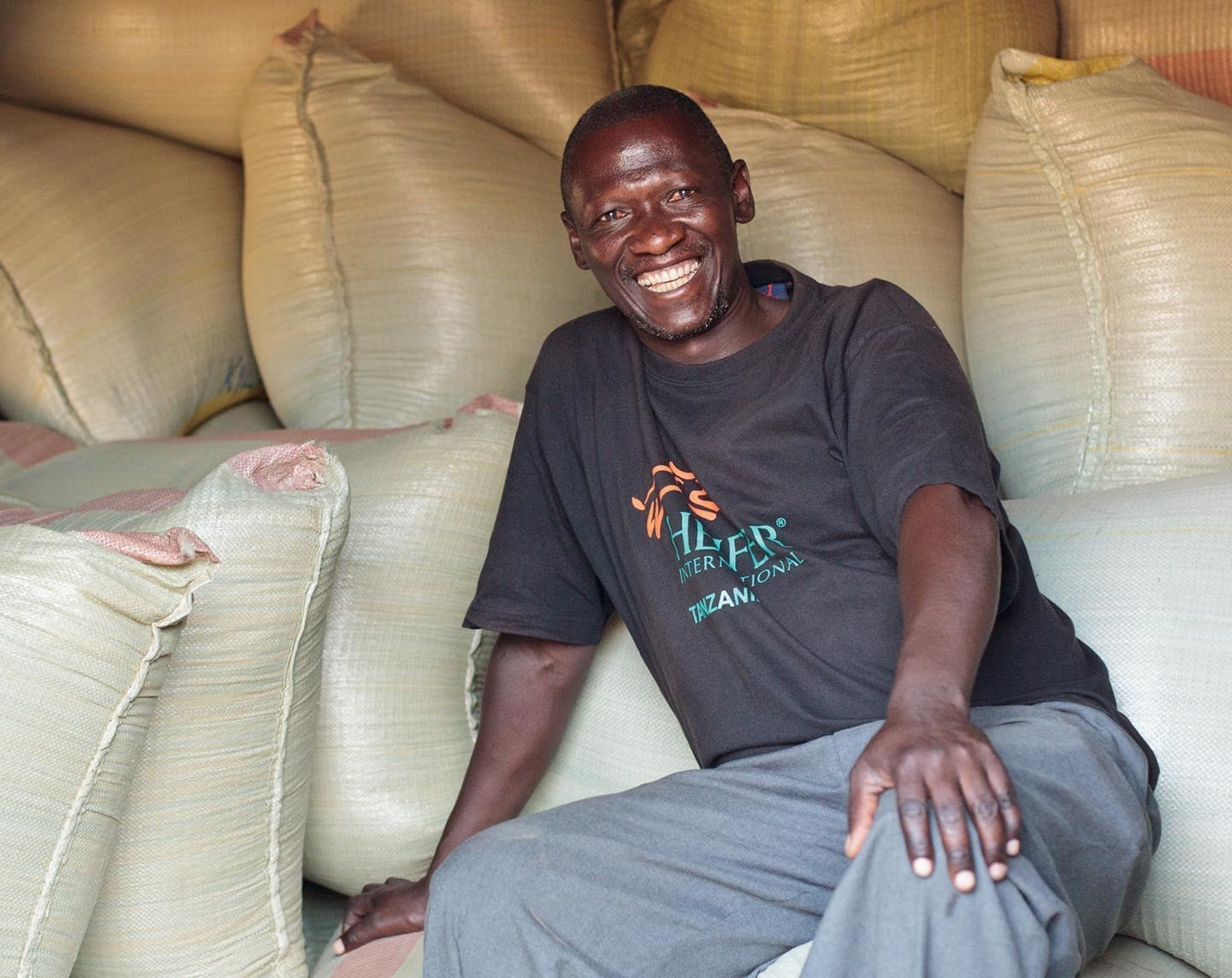 Starbucks Foundation grant will help Heifer International provide assistance to 5,000 coffee farmers and their families in Tanzania.