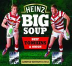 Heinz BIG Soup Launch 'Beef, Tomkins & Onion'