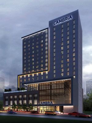 Cambria Nashville rendering