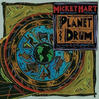 Today marks 25 years since the release of Mickey Hart's groundbreaking album, Planet Drum
